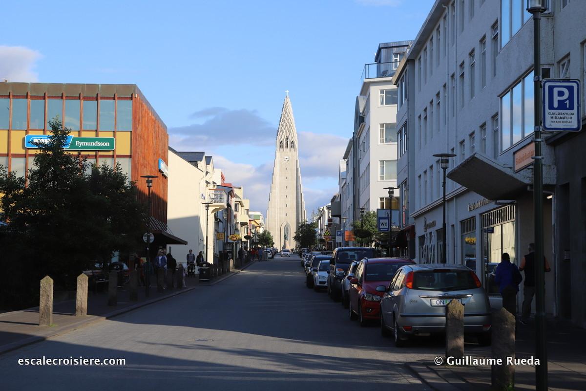 Escale Reykjavic - Islande