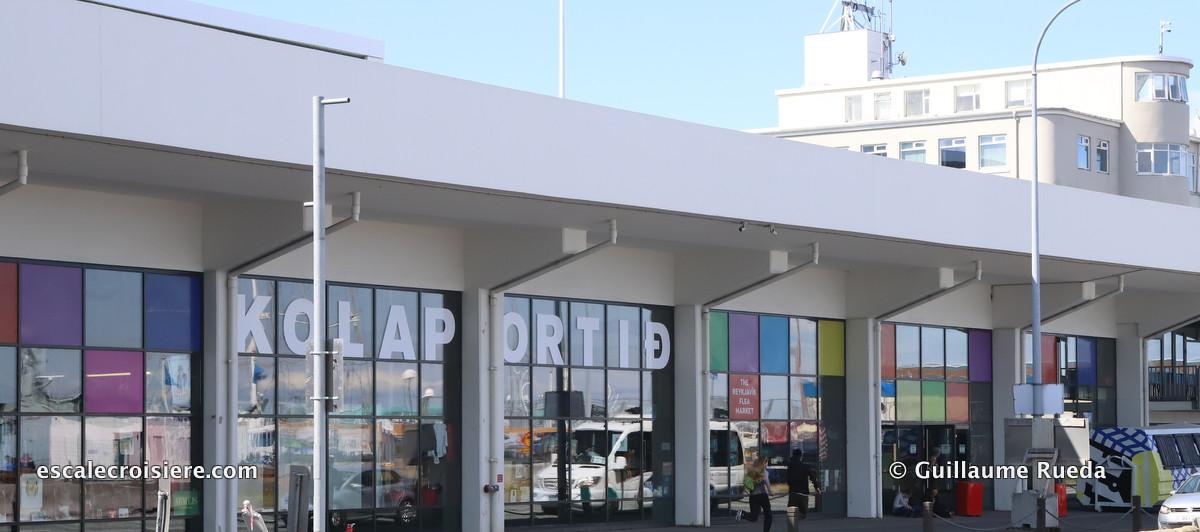 Escale Reykjavic - Islande - marché Kolaportið