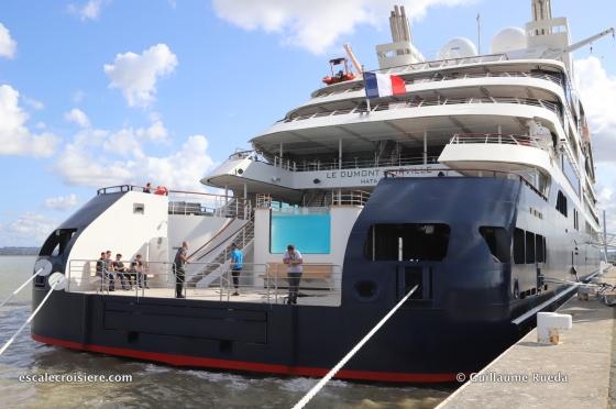 Le Dumont D'Urville - La Marina