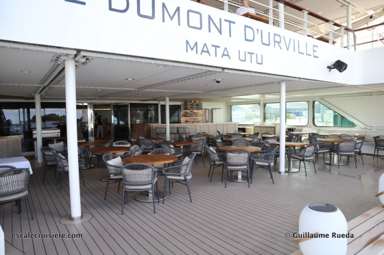 Le Dumont D'Urville - Grill