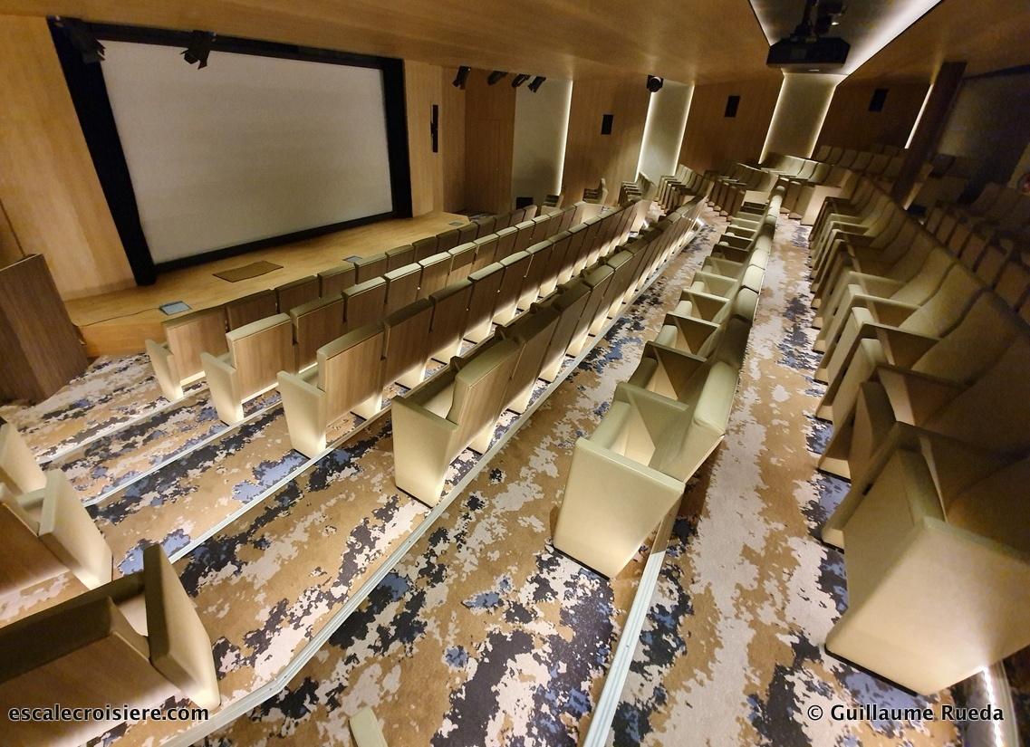 Lecture theater - World Explorer - Quark