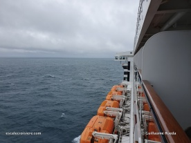 Queen Mary 2 - Atlantique nord