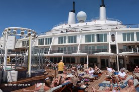 Queen Mary 2 - Solarium