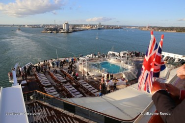Queen Mary 2 - Southampton