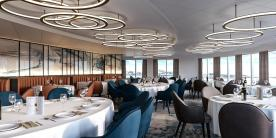 Restaurant - Ultramarine - Quark Expeditions