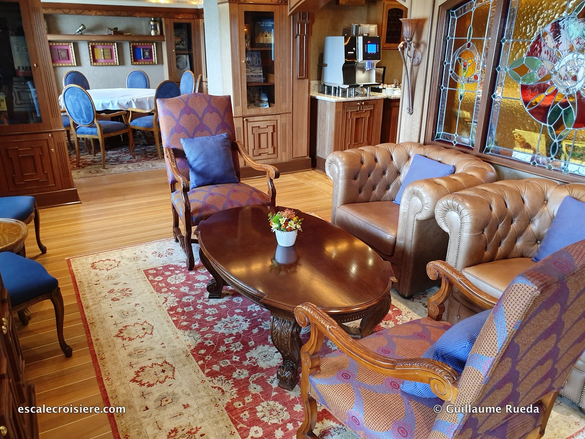 Gold Lounge - Amera - Phoenix Reisen