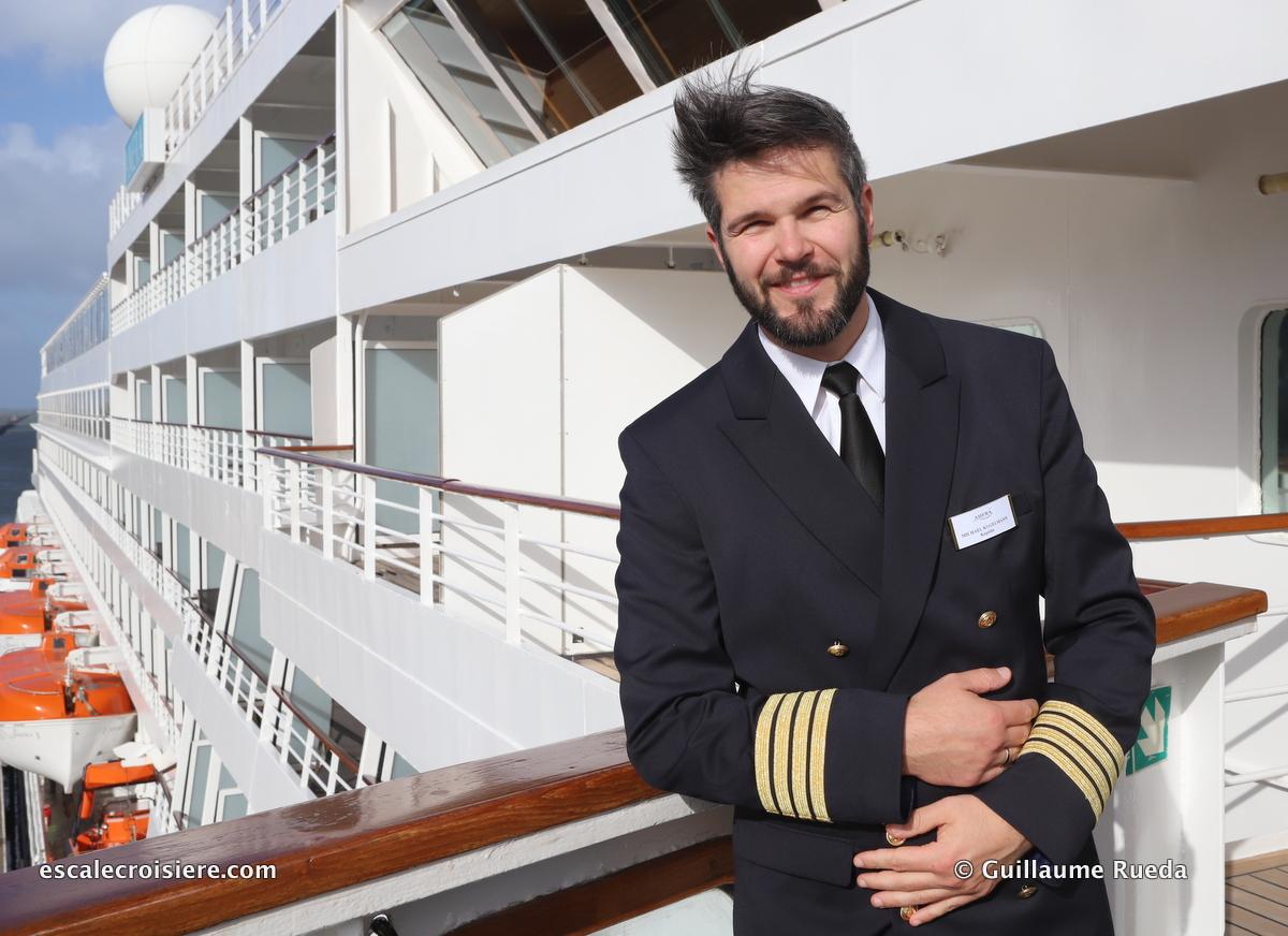 Michael Kugelmann commandant - Amera - Phoenix Reisen