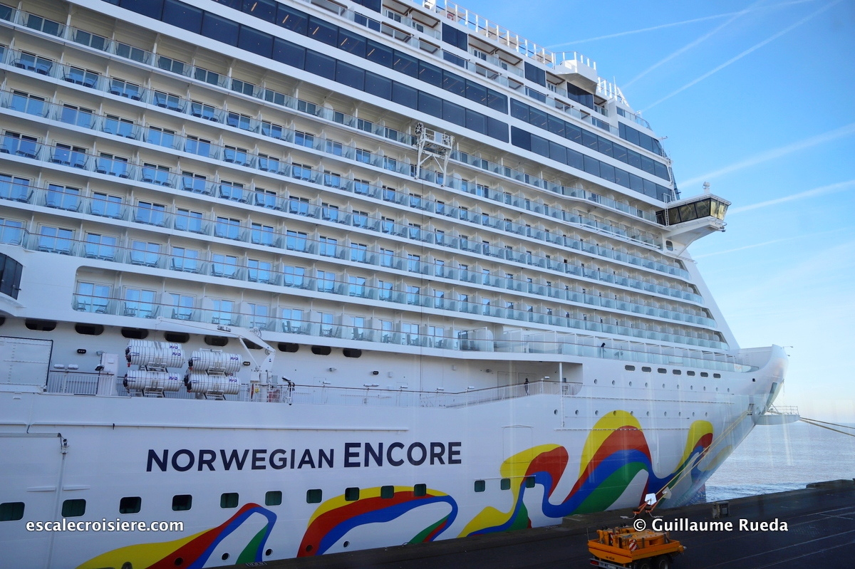 Norwegian Encore - NCL