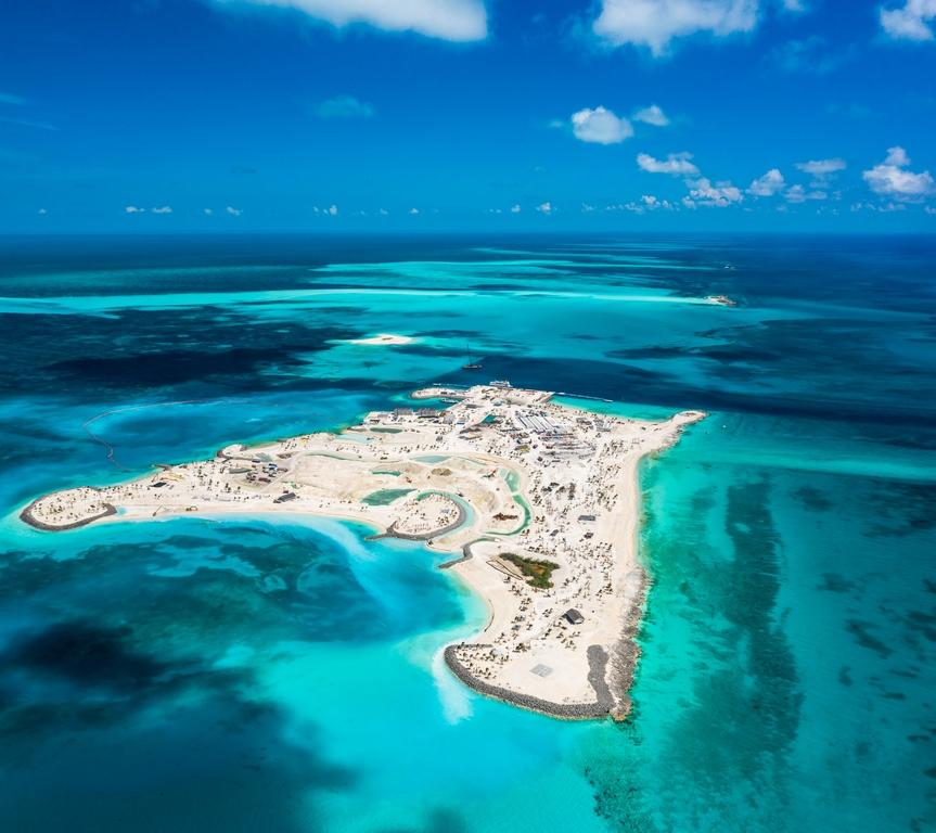 Ocean Cay - MSC Reserve Marine - Construction