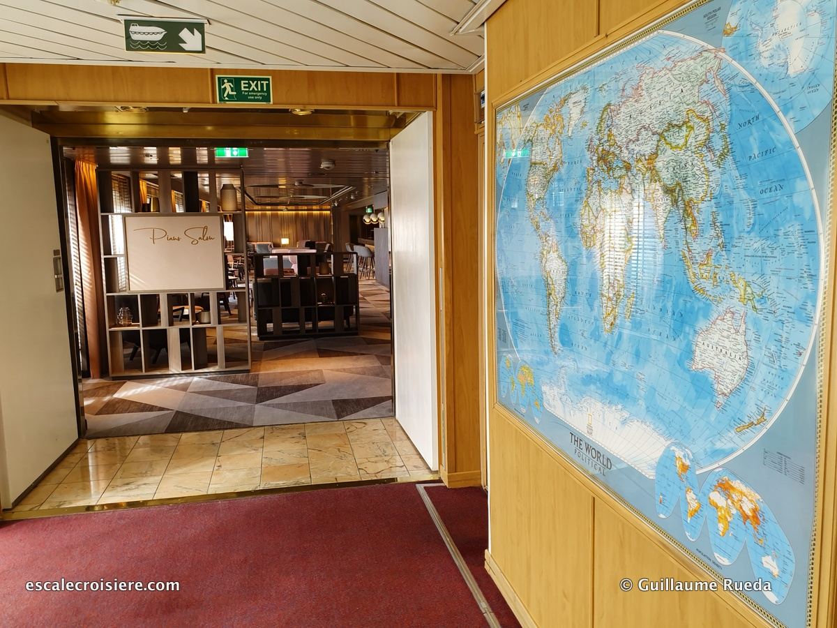 Piano salon - Amera - Phoenix Reisen