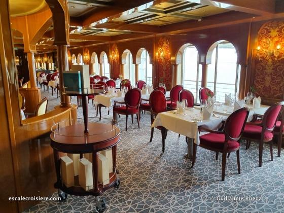 Pichler's restaurant - Amera - Phoenix Reisen