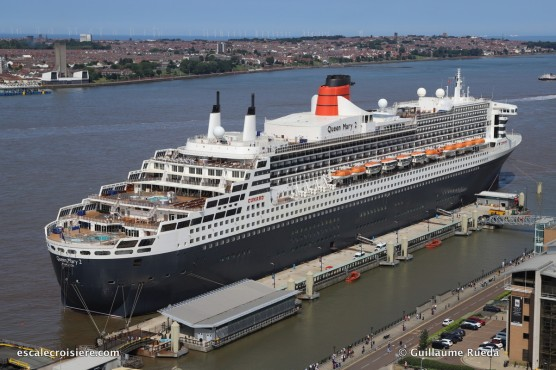Queen Mary2 - Liverpool
