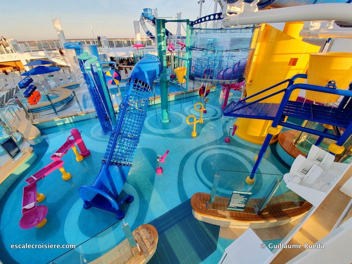 Aqua Park - Norwegian Encore
