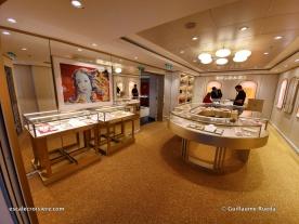 Boutique Bijouterie - Norwegian Encore