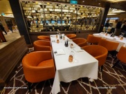 Cagney's steakhouse - Norwegian Encore