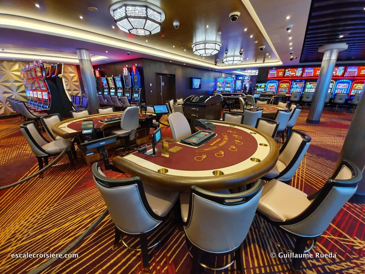 Encore Casino - Norwegian Encore
