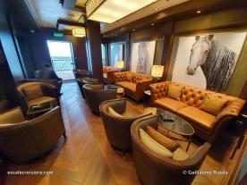 Cigar Lounge - Norwegian Encore