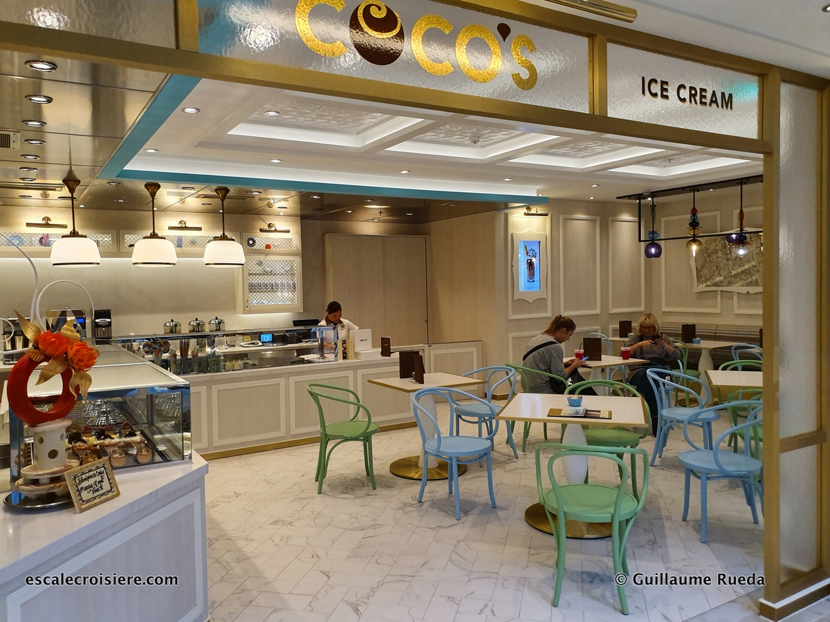 Coco's - Norwegian Encore