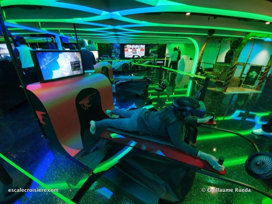 Galaxy Pavilion - Norwegian Encore (1)