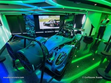 Simulateur de F1