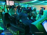 Simulateur de rollercoaster