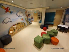 Guppies Club enfants - Norwegian Encore