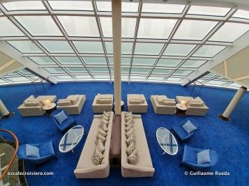 Horizon Lounge - The Haven - Norwegian Encore