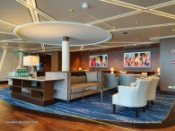Horizon Lounge - The Haven - Norwegian Encore