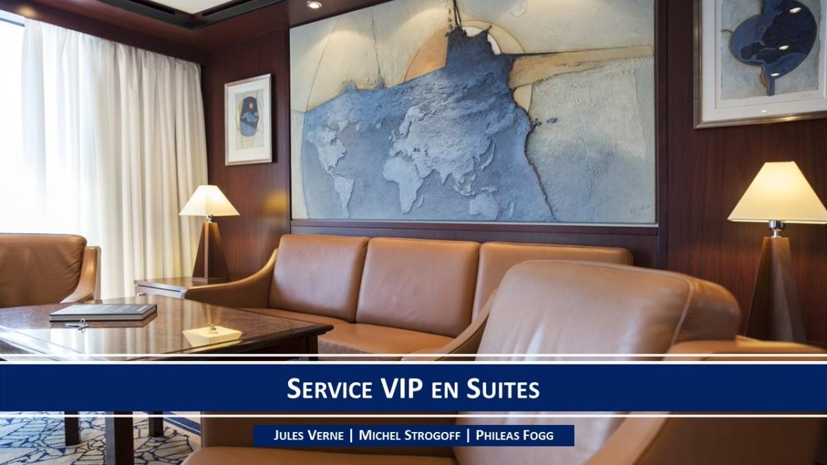 Cabines Suites - Jules Verne - Ex Astor - CMV