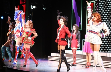 Kinky Boots Broadway show - Norwegian Encore