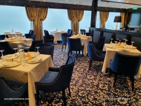 Le Bistro French restaurant - Norwegian Encore