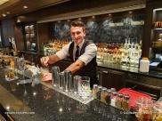 Maltings Whiskey bar - Norwegian Encore