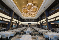 Manhattan restaurant - Norwegian Encore