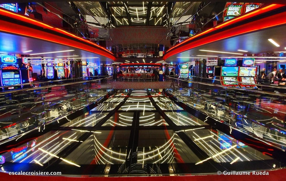 MSC Croisière - Le Grand Casino