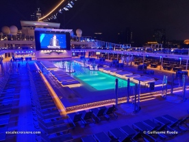 MSC Grandiosa - Atmosphere pool