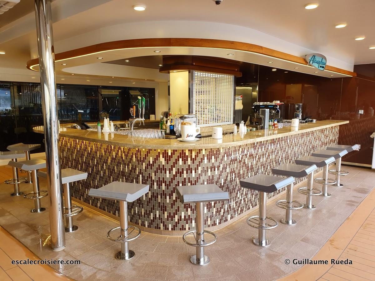 MSC Grandiosa - Atmosphere bar