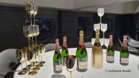 MSC Grandiosa - Champagne bar