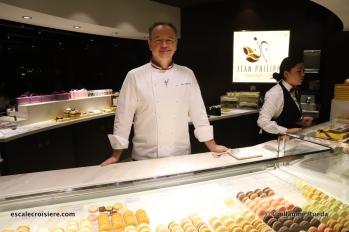MSC Grandiosa - Chocolatier Jean-Philippe Maury