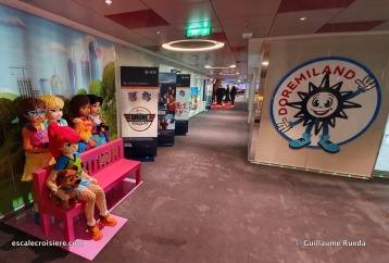 MSC Grandiosa - Clubs enfants