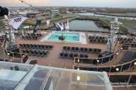 MSC Grandiosa - Horizon pool