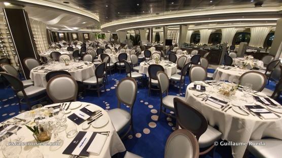 MSC Grandiosa - La perle grise restaurant