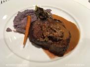 MSC Grandiosa - Menu dîner de Gala