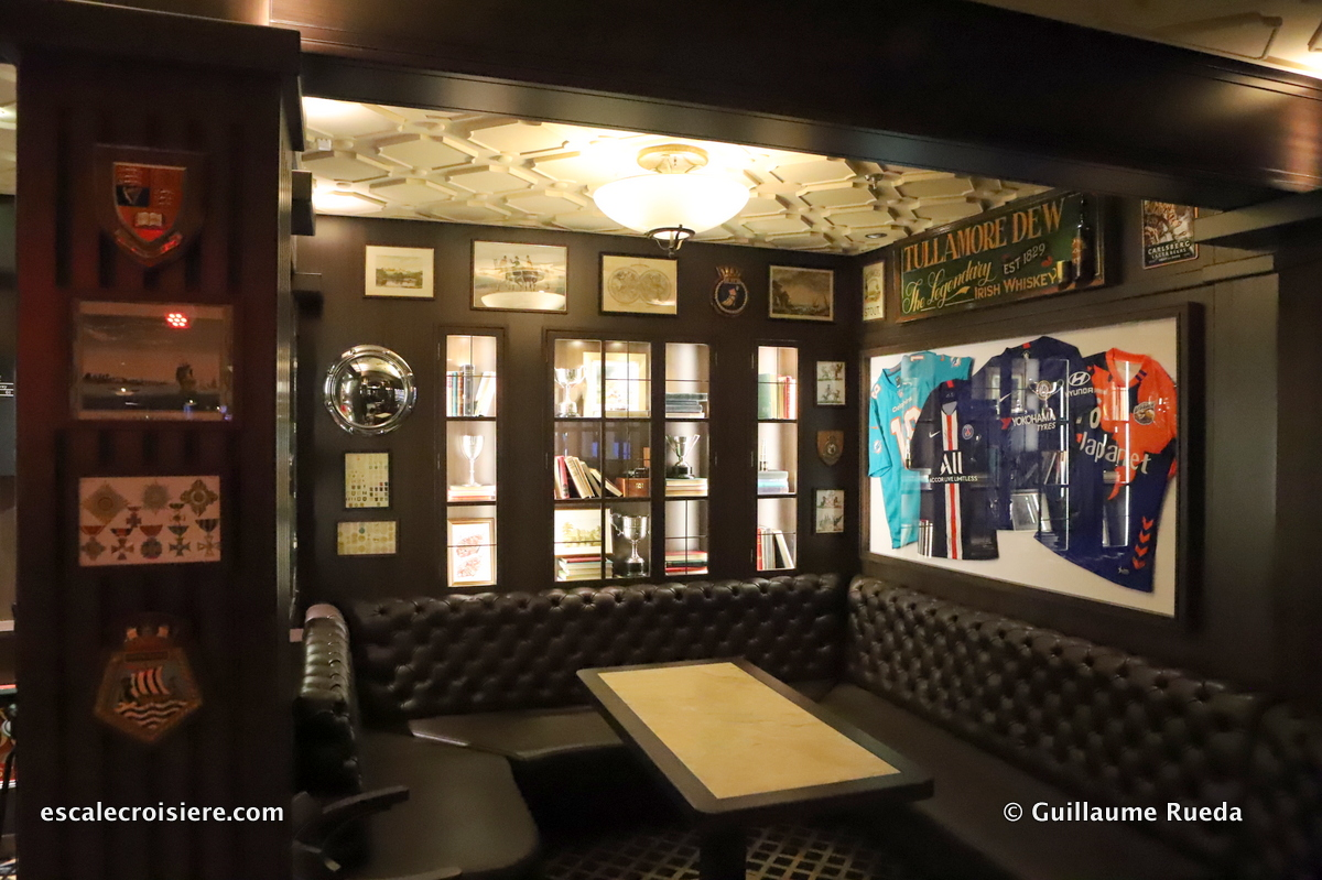 MSC Grandiosa - Pub Masters of the Sea