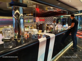MSC Grandiosa - Sports bar