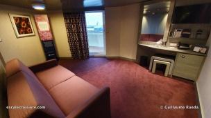MSC Grandiosa - Suite Aurea