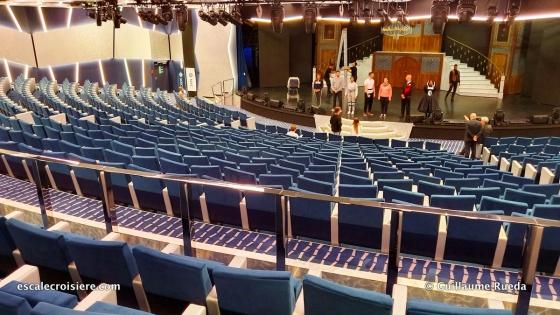 MSC Grandiosa - Théâtre La Comédie