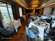 Ocean Blue restaurant - Norwegian Encore