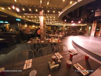 Q Texas Smokehouse restaurant- Norwegian Encore
