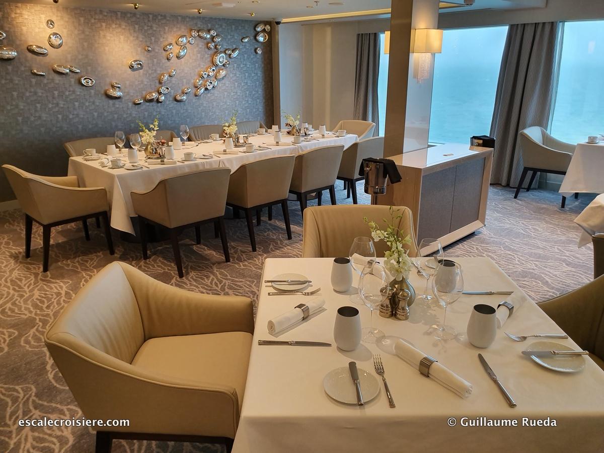 Restaurant The Haven - Norwegian Encore