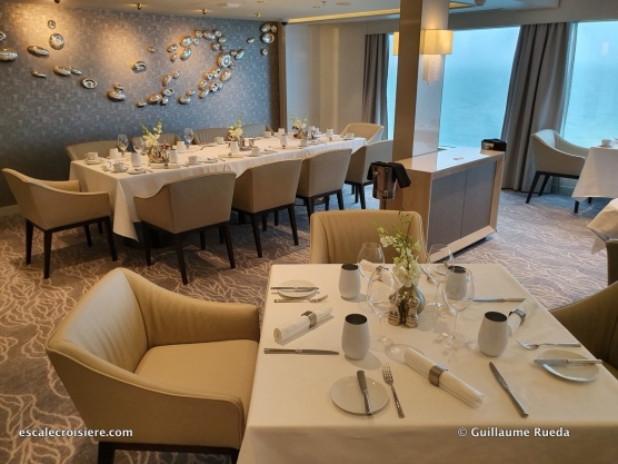 Restaurant The Haven - Norwegian Encore